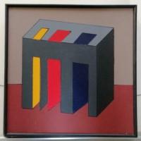 Guy Vandenbranden, origineel werk op doek