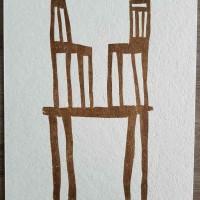 Aan Cezanne (kleine oplage!), incl. boek 'Tafels'