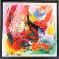 Lou Thissen, schilderij